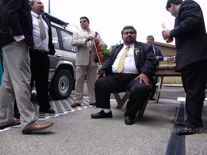 Svatba aneb Setkání romského druhu