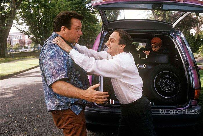 Bláznivá jazda (1996)