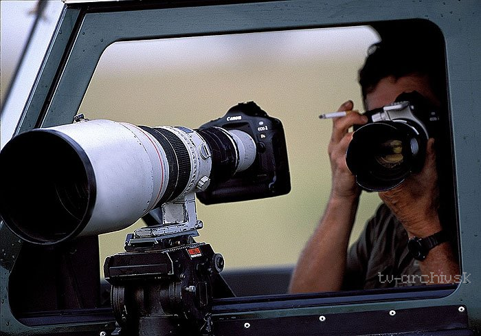 Fotografové divočiny