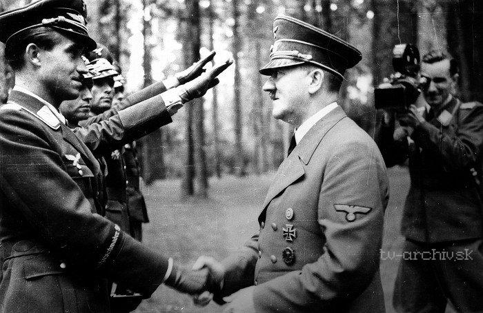 Hitlerovi kameramani