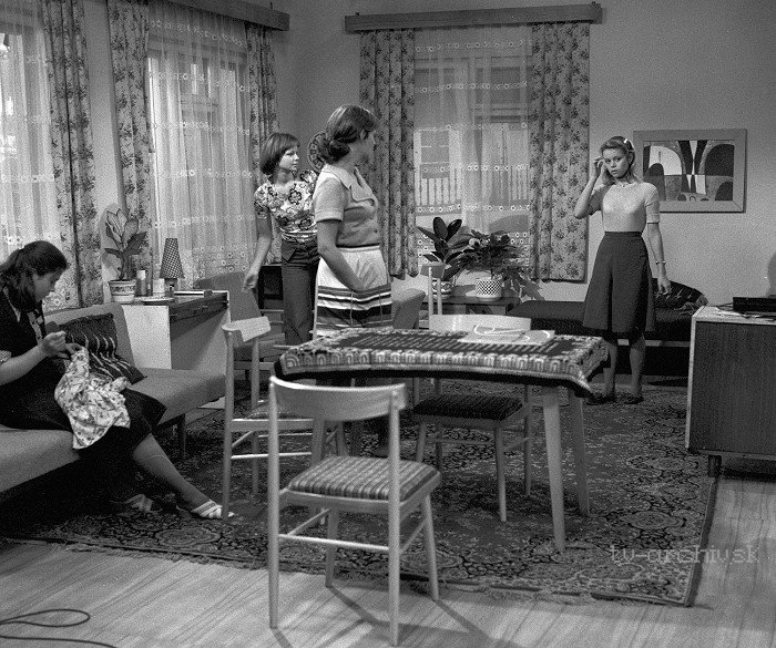 Dcera (1976)