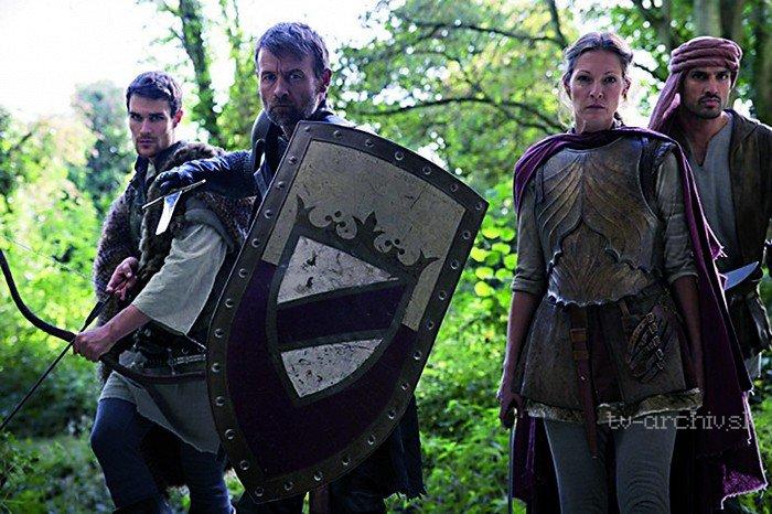 Legenda o čtyřech bojovnících