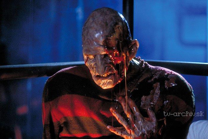 Nočná mora v Elm Street 2: Freddyho pomsta
