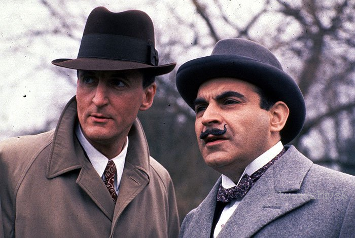 Agatha Christie: Poirot - The King of Clubs (1989)