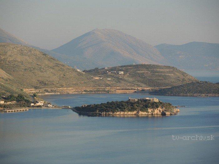 Na ceste po jižní Albánii