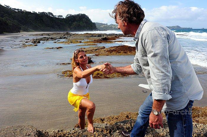 Emilie Richardsová: Navždy Nový Zéland