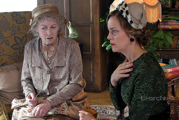 Agatha Christie: Slečna Marpleová: Svrbenie v prstoch