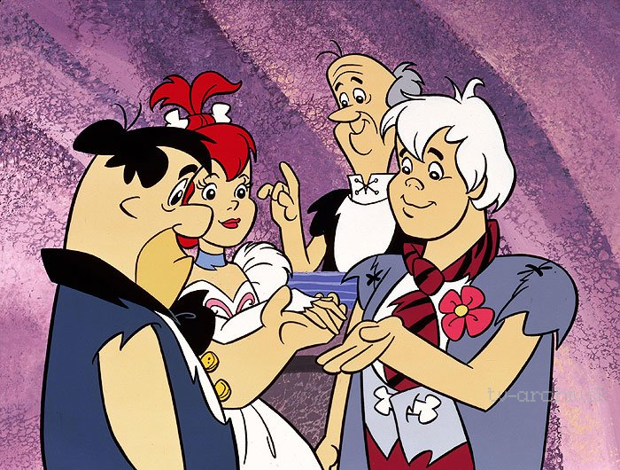 Flintstonovci: Svadba v Bedrocku