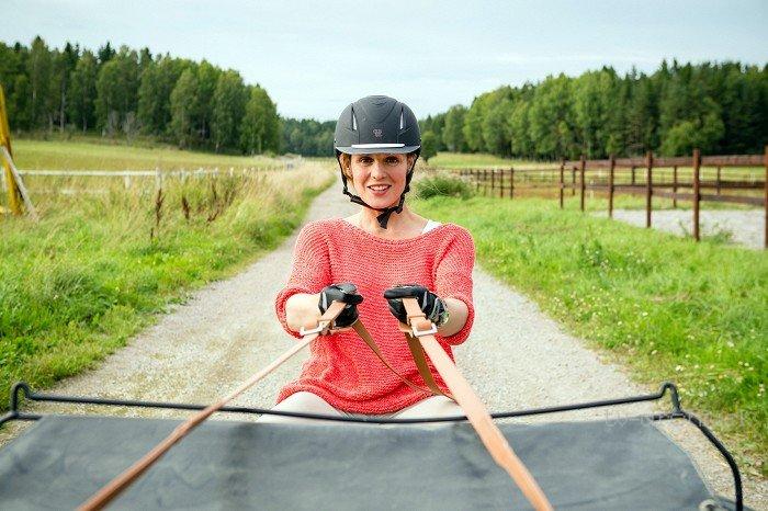 Inga Lindströmová: Splnený sen