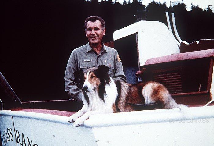 Lassie a Neeka (1968)