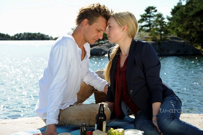 Inga Lindströmová: Deň pri jazere