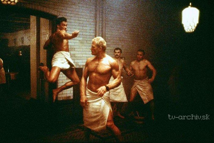 Жан клод ван дамм секс в фильме серии
