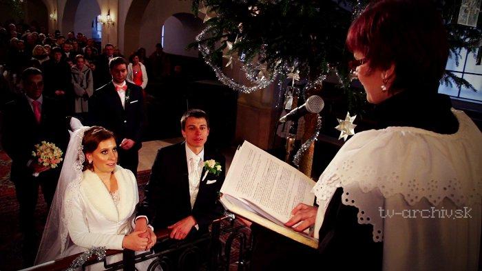 Čas na svadbu