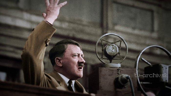 Hitler versus Churchill