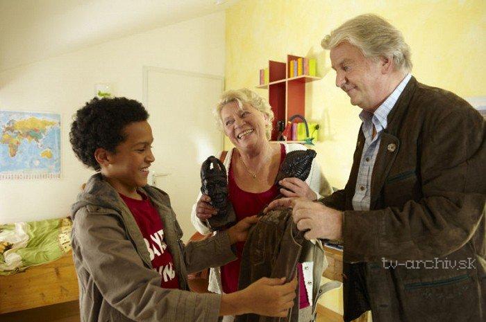 Láska, deti a veľké srdce: Rodinné šťastie