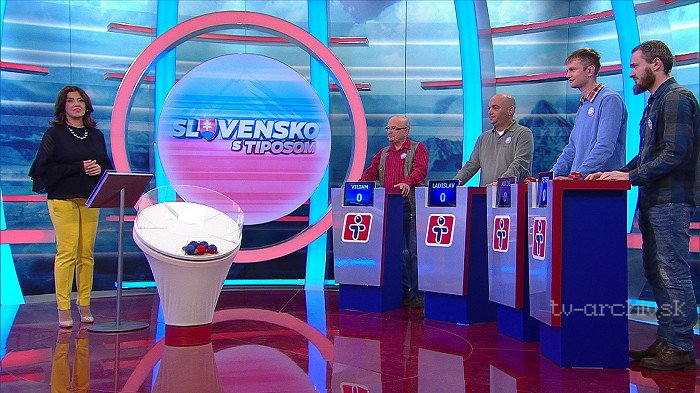Slovensko s Tiposom