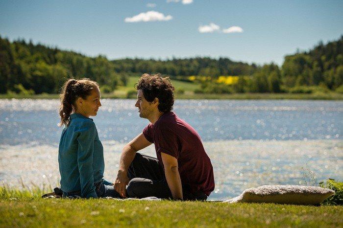 Inga Lindströmová: Dom pri jazere