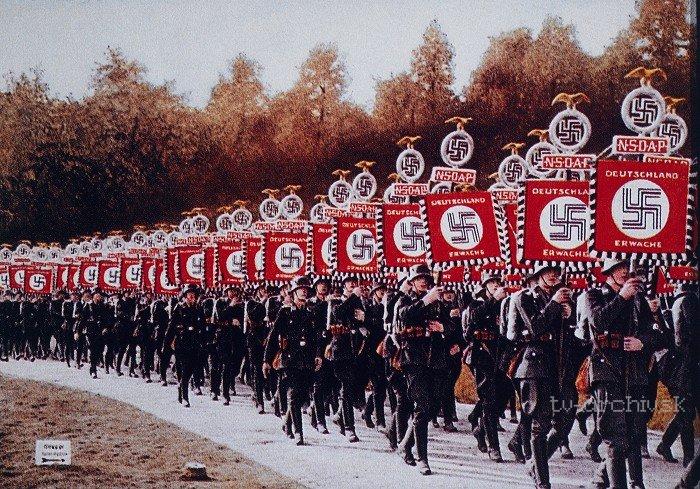 Tajné dokumenty nacistov