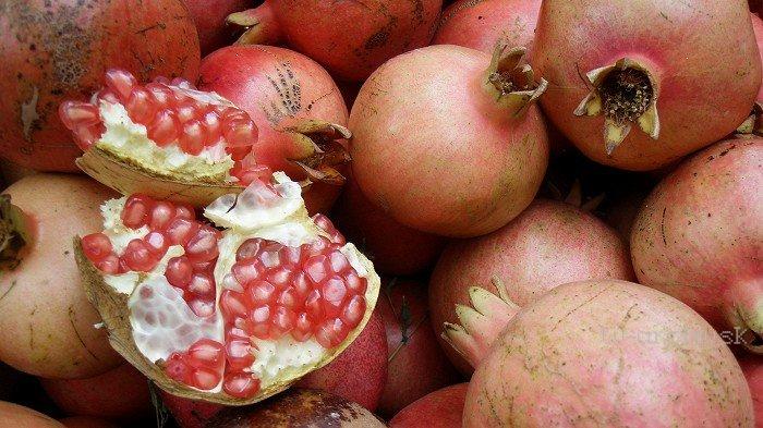 Rajské ovoce z Arménie