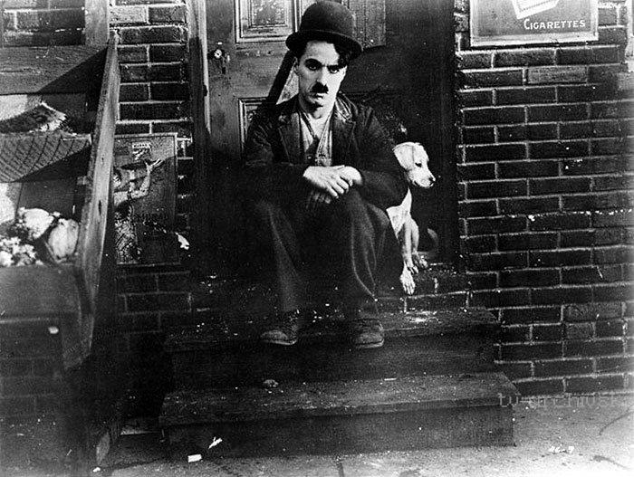 Psí život (1918)