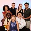 Angelina Jolie (Thena), Dong-seok Ma (Gilgamesh), Brian Tyree Henry (Phastos), Richard Madden (Ikaris), Kumail Nanjiani (Kingo), Lauren Ridloff (Makkari), Lia McHugh (Sprite)