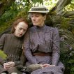 Amybeth McNulty (Anne Shirley-Cuthbert), Geraldine James (Marilla Cuthbert)