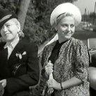 Růžena Šlemrová (majitelka firmy ŽUB Milada Dvořáková), Zita Kabátová (revizorka pumpařek Anča Králová)