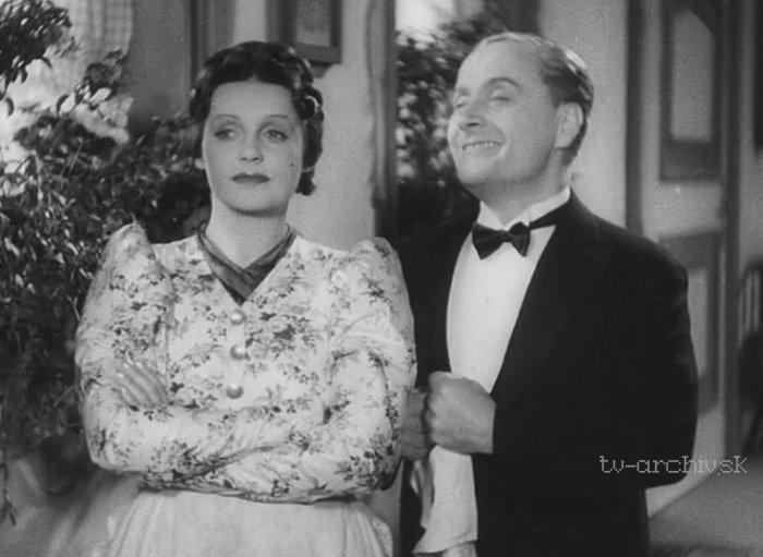 U bílého koníčka (1935)