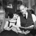 Millie Perkins (Anne Frank), Joseph Schildkraut (Otto Frank)