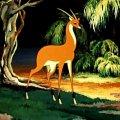 Zlatá antilopa