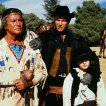 Pierre Brice (Winnetou), Manuel Trautsch (Timmy Mayotte)