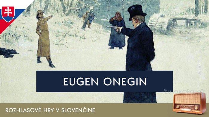 Eugen Onegin - rozhlasová hra