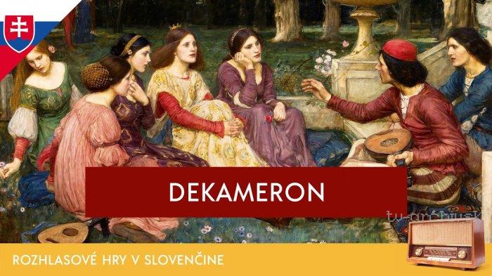 Dekameron - rozhlasová hra