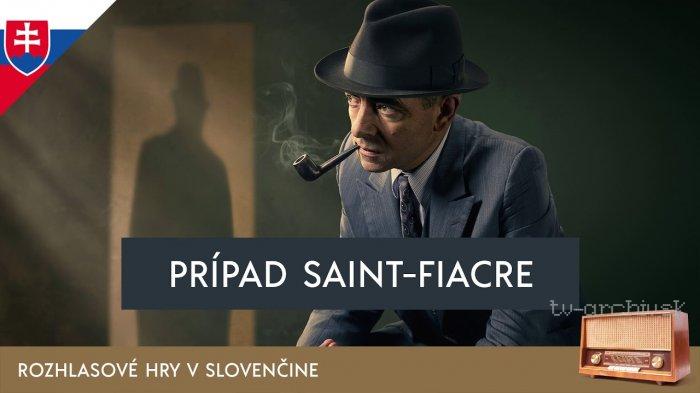 Prípad Saint-Fiacre - rozhlasová hra