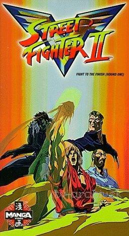 Street Fighter II: V (1995)