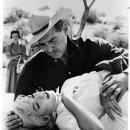 Clark Gable (Gay Langland), Marilyn Monroe (Roslyn Taber)
