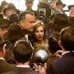 Tom Hanks (James B. Donovan), Amy Ryan (Mary Donovan)