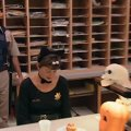 Robert Ben Garant (Deputy Travis Junior), Kerri Kenney (Deputy Trudy Wiegel)
