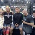 Martin Kove, Matthias Hues, Oleg Taktarov, Mariano 'Big Dawg' Mendoza