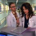 John Brotherton (Dr. Matt), Danneel Ackles (Sara Maxwell)