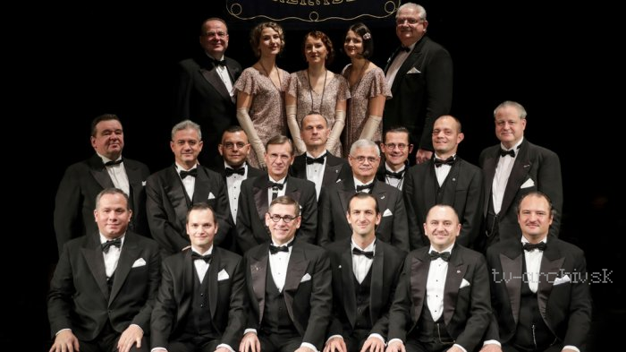 Koncert orchestra Bratislava Hot Serenaders 2020