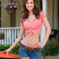 April Scott (Daisy Duke)