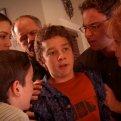 Christy Carlson Romano (Ren Stevens), Shia LaBeouf (Louis Stevens), Chris Marquette, Donna Pescow (Eileen Stevens), Nick Spano (Donnie Stevens), Tom Virtue (Steve Stevens)