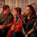 Christy Carlson Romano (Ren Stevens), Shia LaBeouf (Louis Stevens), Nick Spano (Donnie Stevens)