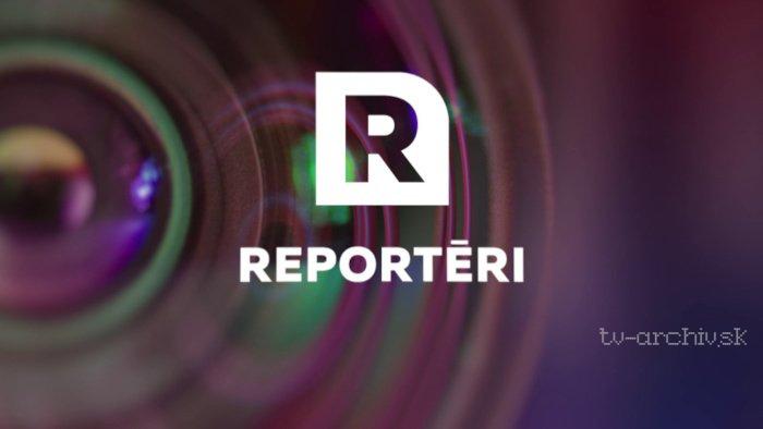 Reportéri 2021