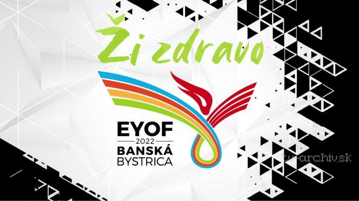 Ži zdravo s EYOF Banská Bystrica 2022 2021