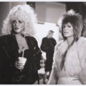 Tyne Daly (Mary Beth Lacey), Sharon Gless (Christine Cagney)
