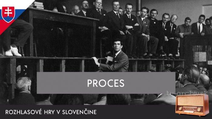 Franz Kafka: Proces (rozhlasová hra)