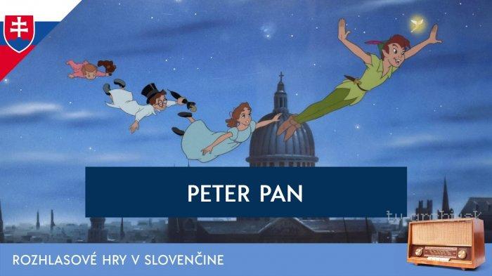 James Matthew Barrie: Peter Pan (rozhlasová hra)