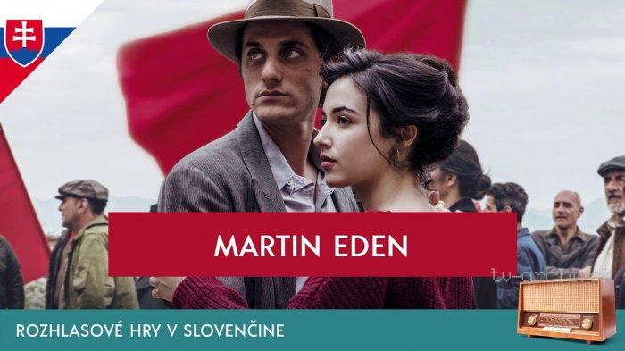 Jack London: Martin Eden (rozhlasová hra)